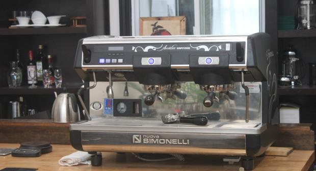espresso machine simonelli