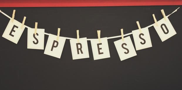 espresso sign_
