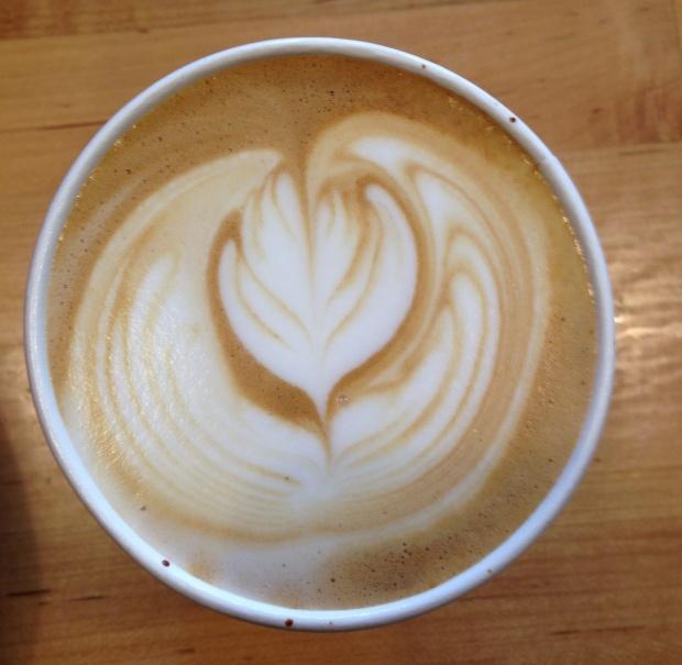 perfect latte