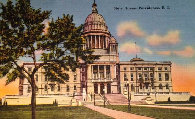 Providence State House berger bros publishers