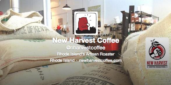 new harvest social media