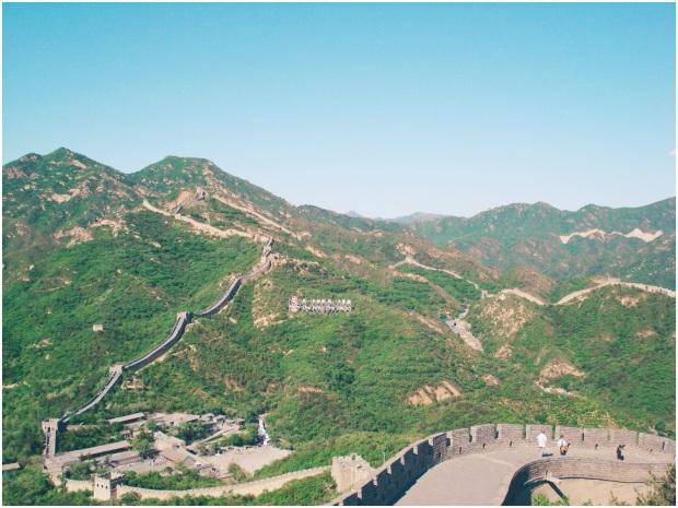 great wall, china_ olivia