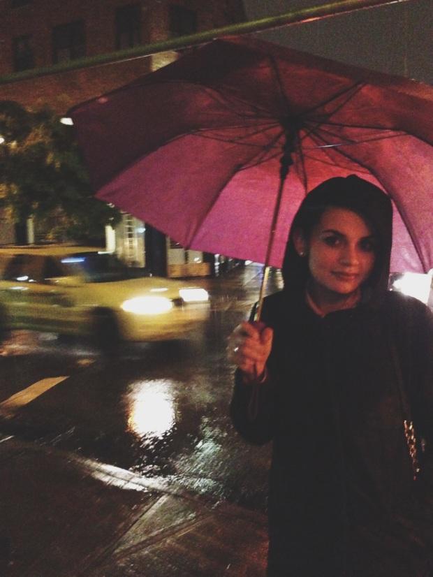 olivia umbrella