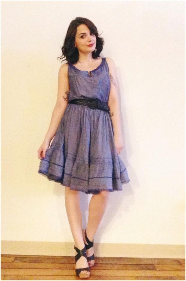 levis dress 1