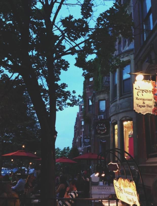 Boston_ Winter Moon _ 8