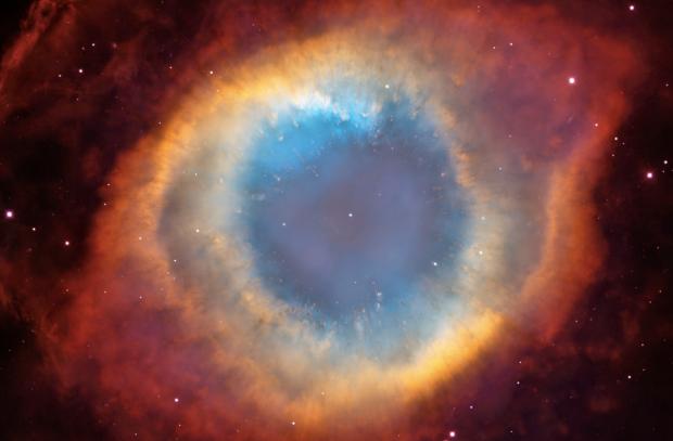 hubble telescope images_ winter moon