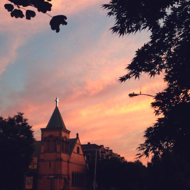 providence sunsets_ 2