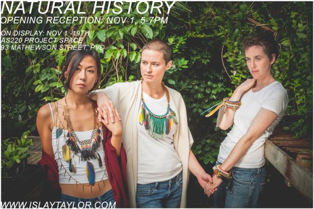 islay taylor natural history
