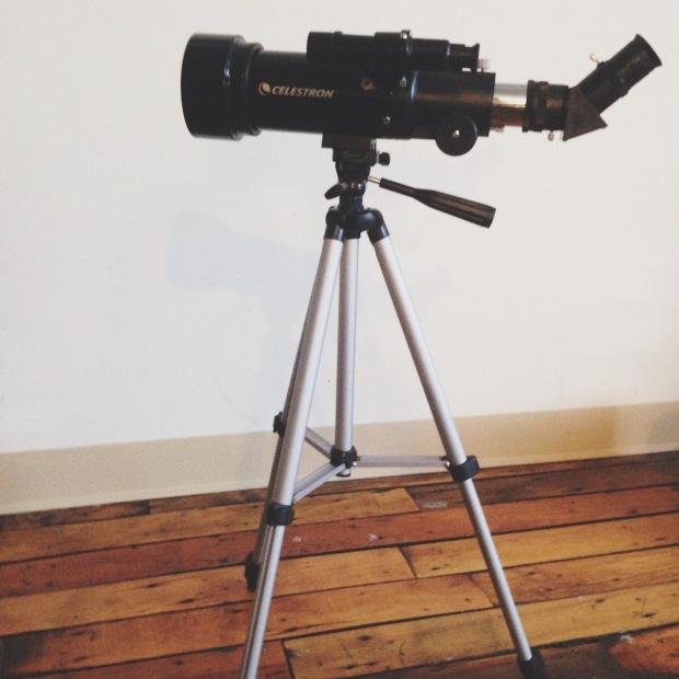 celestron telescope 1